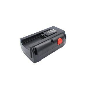 Gardena 380 Li battery (3000 mAh, Black)