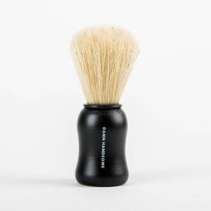 Men's Society Shave Brush - One Size Neutral   Gifts