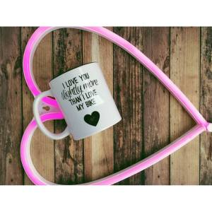 Worry Less Designs Love You MY Mug - One Size Neutral   Gifts