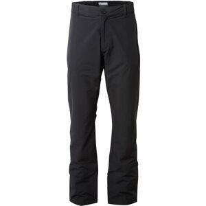 Craghoppers Kiwi Pro Waterproof Trousers - 30R Black   Trousers