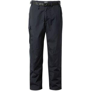 Craghoppers Kiwi Trousers - 30R Deep Blue   Trousers