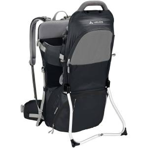 Vaude Shuttle Base Child Carrier - One Size Black   Child Carriers