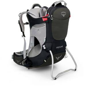 Osprey Poco AG Child Carrier - One Size Black   Child Carriers