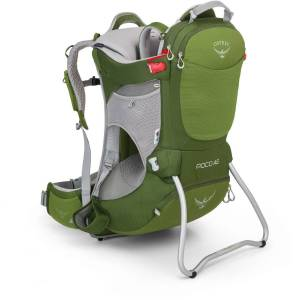 Osprey Poco AG Child Carrier - One Size Ivy Green   Child Carriers
