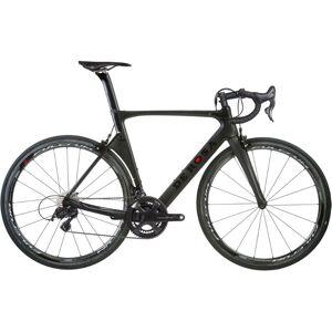 De Rosa SK Record Carbon Road Bike (2019) - 54cm Terra Black