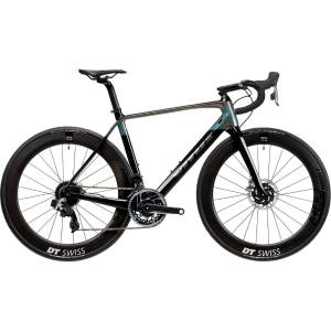 Vitus ZX1 CRX eTap Road Bike (Red - 2020) - XXL Black/Black