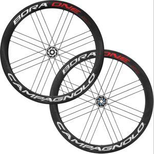 Campagnolo Bora One 50 Tubular Road Disc Wheelset - 700c Shimano