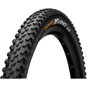 "Continental Cross King Folding MTB Tyre - ProTection - 2.6"" 27.5"""