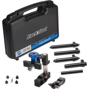 Park Tool Disc Brake Mount Facing Set DT-5.2 - Black   Tool Sets