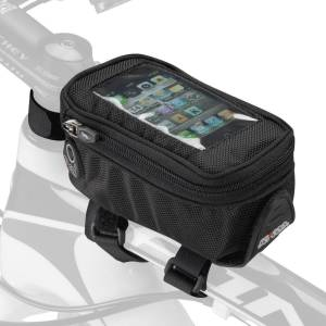 Scicon Phone Frame Bag - One Size Black   Bike Bags