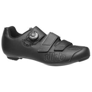 dhb Aeron Carbon Road Shoe Dial - 41 Black   Cycling Shoes