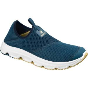 Salomon RX Moc 4.0 Walking Sandal - 10 Poseidon/Wht/Taos Ta   Shoes