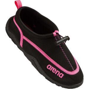 Arena Bow Jr Water Shoe - 34 Fuchsia   Swim Socks