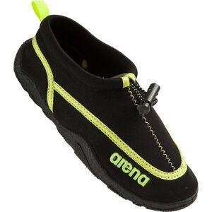 Arena Bow Jr Water Shoe - 30 Black   Swim Socks