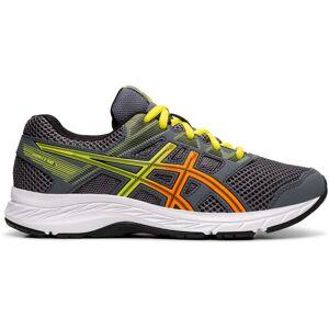 Asics Contend 5 GS Running Shoes - UK 4 Metropolis/Shocking