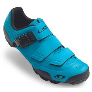Giro Privateer R Off Road Shoes - 45 Blue 19   Cycling Shoes