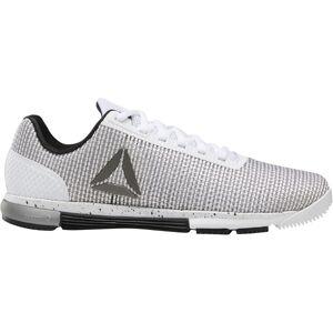 Reebok Women's Speed TR Gym Shoes - UK 8.5 WHITE/BLACK   Running Shoes