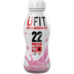 UFIT High Protein Drink (310ml) - 310ml Strawberry   Ready to Drink