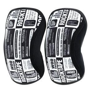 Rocktape Assassin Knee Sleeves (5mm) - Extra Large Black