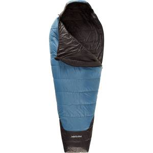 Nordisk Canute +10 Sleeping Bag - M Real Teal/Black/Blac