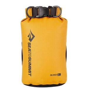 Sea To Summit Big River Dry Bag  (3 Litre) - One Size Yellow