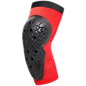 Dainese Junior Scarabeo Elbow Guards - S Red-Black   Elbow Pads