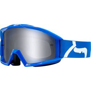 Fox Racing Main Goggle - Race - One Size Blue   Cycling Goggles