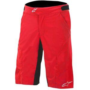 "Alpinestars Hyperlight 2 Shorts - 30"" Red White   Baggy Shorts"