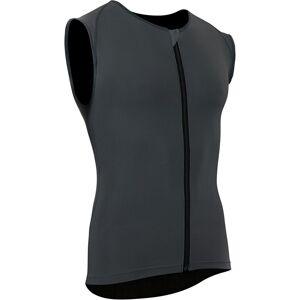 IXS Flow Protective Vest - M/L Grey   Body Protectors
