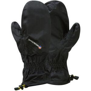 Montane Minimus Mitt - XL Black/Green   Gloves