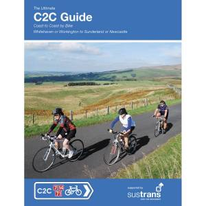 Cordee Ultimate C2C Guide - One Size Neutral   Books