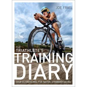 Cordee The Triathlete's Training Diary, 2nd ed - One Size Neutral