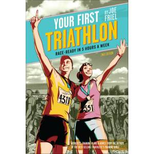 Cordee Your First Triathlon, 2nd edition - One Size Neutral   Books