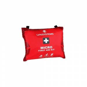 Lifesystems Light and Dry Micro First Aid Kit Red