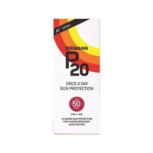 P20 Sun Spray SPF 50 (100ml) White
