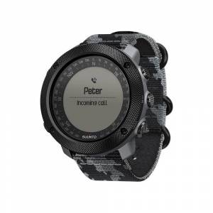 Suunto Traverse Alpha GPS Watch 2017 CONCRETE