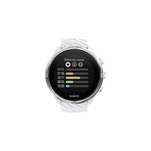Suunto 9 GPS Multisport Watch 2018 White