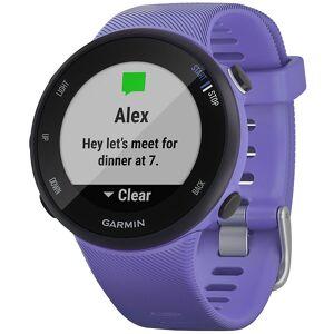 Garmin Forerunner 45 GPS Running Watch 2019 Iris/Black