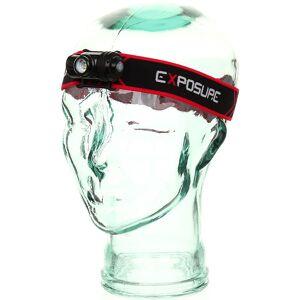 Exposure Raw Pro Head Torch  - Gender: Unisex - Color: Black