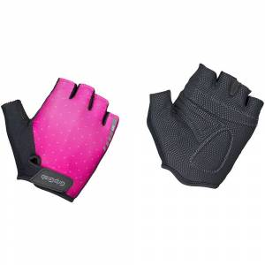 GripGrab Women's Rouleur Padded Glove Pink