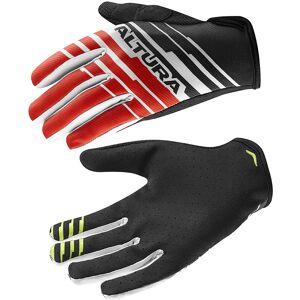 Altura One-80 G2 Gloves 2017 Red/Black