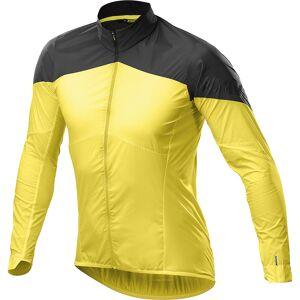 Mavic Cosmic Wind SL Jacket SS18  - Size: XL - Gender: Unisex - Color: Yellow /Black