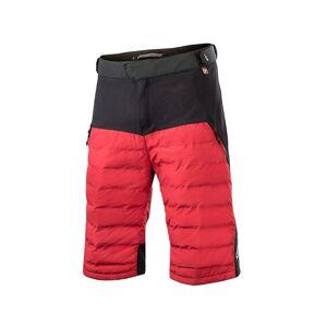 Alpinestars Denali Shorts AW18 Black/Rio Red