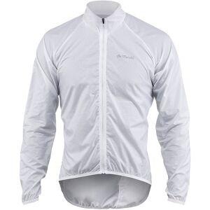 De Marchi Leggero Foldable Shell Jacket AW18  - Size: L - Gender: Unisex - Color: White