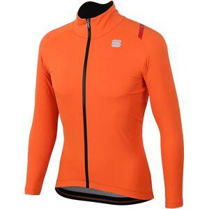 Sportful Fiandre Ultimate 2 Windstopper Jacket AW18  - Size: XXL - Gender: Unisex - Color: Orange