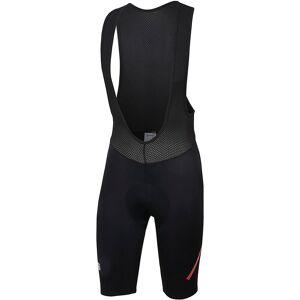 Sportful Fiandre Light No Rain 2 Bib Shorts SS19  - Size: M - Gender: Unisex - Color: Black