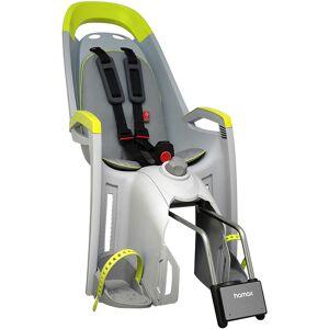 Hamax Amaze Rear Mounted Childseat  - Gender: Unisex - Color: Light Grey/Lime