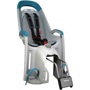 Hamax Amaze Rear Mounted Childseat  - Gender: Unisex - Color: Light Grey/Petrol