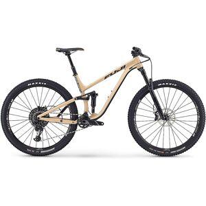 "Fuji Rakan 29 1.1 Full Suspension Bike 2019  - Size: 43.5cm (17"") - Gender: Unisex - Color: Sand"