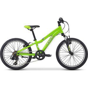 "Fuji Dynamite 20 Kids Bike 2019  - Size: 20"" - Gender: Female - Color: Apple Green"